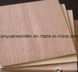 madera contrachapada del anuncio publicitario de 12m m, de 15m m, de 16m m Bintangor) /Okoume