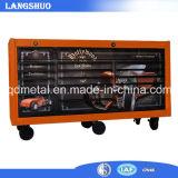 De DIY de la fábrica banco de trabajo moderno del gabinete de la caja de herramientas de la venta directo