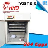 Sale를 위한 264 닭 Egg Hatching Machine Automatic Egg Incubator