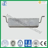 Ht de OfferAnode van het Aluminium van het Type van Lassen