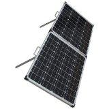 складывая набор панели солнечных батарей 180W для располагаться лагерем с караваном