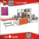 Máquina para Fabricar Bolsas Plásticas Soldadura & Fría-corte Marca Hero