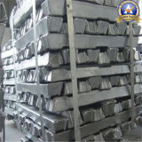 99.9% lingotes de aluminio puro del aluminio de la placa de la barra de Aliminum