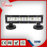 30W 호박색 백색 LED 표시등 막대