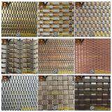 Сетка металла нержавеющей стали декоративная для стены или потолка