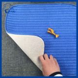 drogende Mat van de Schotel van de Kleur Microfiber van 40cm*46cm de Stevige (QHDSE0955655)