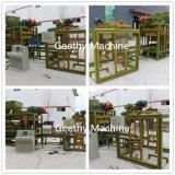 Macchina semi automatica del mattone del cemento della cenere volatile Qtj4-25