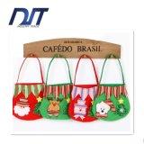 عيد ميلاد المسيح زاويّة [سنتا] هبة حقيبة عيد ميلاد المسيح زخرفة بيع بالجملة