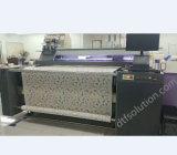 Impressora de correia longa de 2 cabeças Dx5 com tinta do pigmento