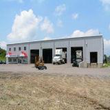 Edificio de almacenaje prefabricado de la estructura de acero (KXD-SSB1215)