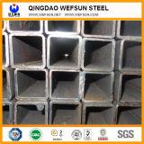 Tubo d'acciaio del quadrato del materiale da costruzione della costruzione di Ss400 Q235