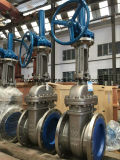 """API600 12 """" valvola a saracinesca dell'acciaio inossidabile di Class150 CF8"""