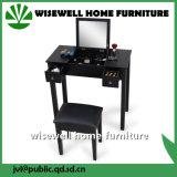 腰掛け(W-HY-023 BK)が付いている流行の家具の化粧台