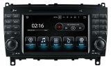 Hla 7 인치 인조 인간 5.1 에서 대시 차 벤츠 Clk/Cls/C를 위한 Bluetooth 라디오를 가진 입체 음향 DVD 플레이어 GPS 토요일 Navi