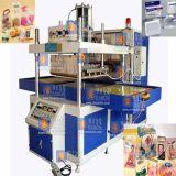 Animal doméstico automático, PVC, máquina de la fabricación de cajas del empaquetado plástico de PETG