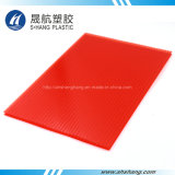 4mm ~ 10mm Twin Wall Polycarbonate PC Sunlight Board