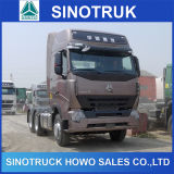 Semi Trailer Transportのための6X4 HOWO A7 Truck Tractor