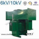 transformateur d'alimentation de la série 6kv/10kv Petrochemail de 1.25mva S9-Ms