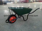 Wheelbarrow Wb3800 do Wheelbarrow do dever de despejo de 0% anti para o mercado de África do Sul
