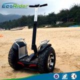 電気ゴルフスクーターのバランスをとっているEcoriderのリチウム電池の2車輪のスマートな自己