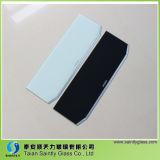 panneau en verre Tempered d'impression d'écran en soie de 6mm pour le capot de gamme