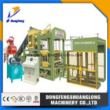 Qt6-15 벽돌 만들기 기계 공급자 또는 건축 벽돌 만들기 기계