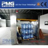 Machine de remplissage liquide de l'eau de 5 gallons