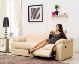 Modernes Wohnzimmer-Möbel-Leder-Sofa (705#)