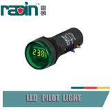 Het voltage die 120V Comité voorstellen zet Lichte LEIDENE van de Indicator Controlelamp op