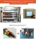 Füllende Imbiss-Nahrungsmittelmittelmaschine