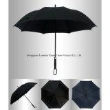 Adervisingの耐久および十分に強い屋外のまっすぐな傘