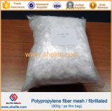 Волокно сетки PP волокна Polipropilen PP конкретное