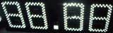 Schermo del segno LED di prezzi della stazione di servizio