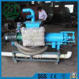 排水している家禽肥料の排水機械、肥料の押出機を固体液体の分離器は脅かす