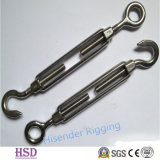 Rigging Hardware의 E. Galvanized Commercial Malleable Turnbuckle