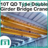 Industry Applicationのための2016年のShengqo 5t 10t 20t 30t 50t 100t Double Girder Bridge Crane