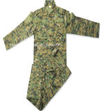 MCU0015カスタム軍隊のカムフラージュの軍服