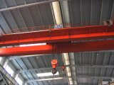 두 배 대들보 전기 호이스트 천장 기중기