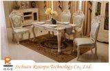유행 유럽 식사 의자