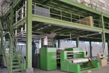 Polypropylene Spunbond Nonwoven Machineryのための最も新しいTechnology Production Line