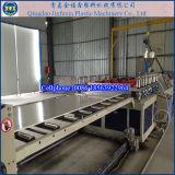 PVC pelant la chaîne de production d'extrusion de plat de mousse