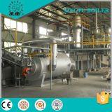 24hディーゼル油への連続的な熱分解のプラント