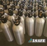 Aleación de aluminio 0.3kg a los tanques recargables del CO2 18kg