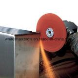 Disco que enarena para el metal y la madera