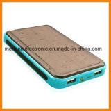 заряжатель батареи Li-Полимера панели солнечных батарей USB дешевого высокого качества цены 10000mA водоустойчивый пылезащитный противоударный двойной перезаряжаемые для iPhone