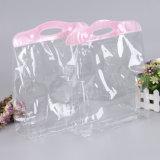 Пластичный мешок подарка для косметики и хранения