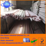 1750c Alumina Ceramische Buis op hoge temperatuur 99.5% Alumina Buis