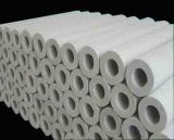 Tubo de la fibra de cerámica de la manta de la fibra del aislante termal