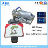 Машина переноса давления жары качания LCD отсутствующая