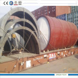 Oil Recycling PlantへのXhzt-2800-6600 Waste Pyrolysis